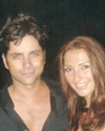 Click for larger picture of John Stamos and Natalia Grace